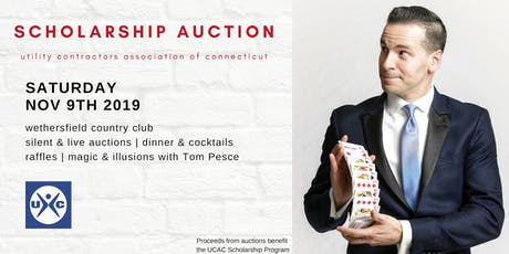 UCAC Scholarship Auction tickets