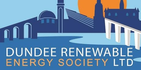 Dundee Renewable Energy Society launch tickets
