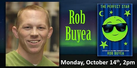 Rob Buyea tickets