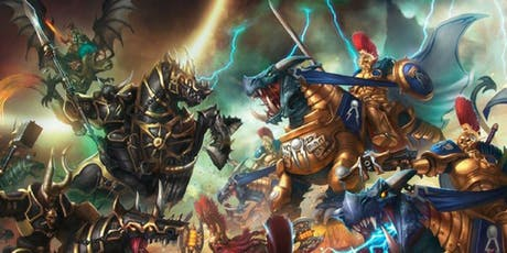 Warhammer Age of Sigmar: 500 Points Destroy the Enemy! tickets