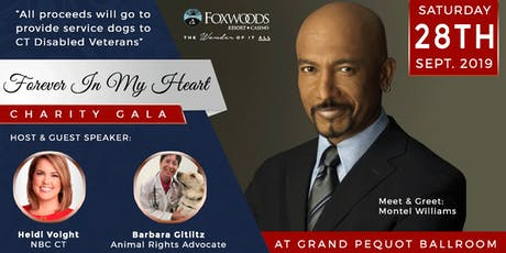 Forever IN My Heart 3rd Annual Charity Gala tickets