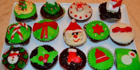 Community Learning - Christmas Cupcake Decorating - Skegby Library tickets