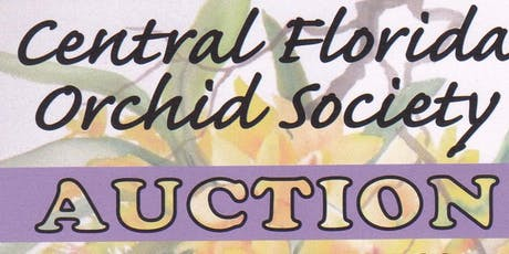 Orchid Auction tickets