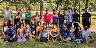 Meditação Heart Chakra Gratuita no Parque do Ibirapuera