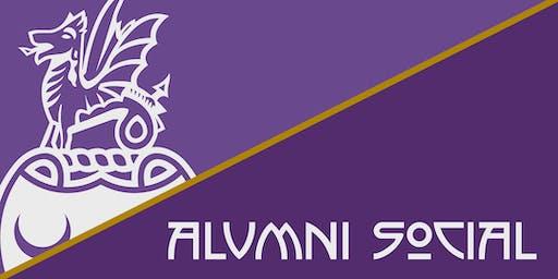 Palmer Alumni Social in Granite Bay, CA