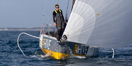 A Solo Offshore Racing Campaign - with Will Harris tickets