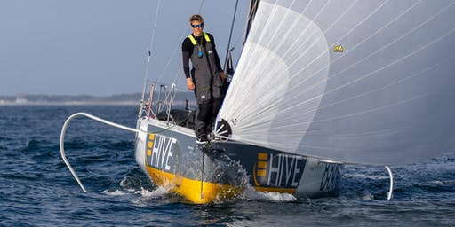 A Solo Offshore Racing Campaign - with Will Harris