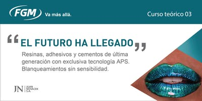 EL FUTURO HA LLEGADO Resinas, adhesivos y cementos con tecnología APS
