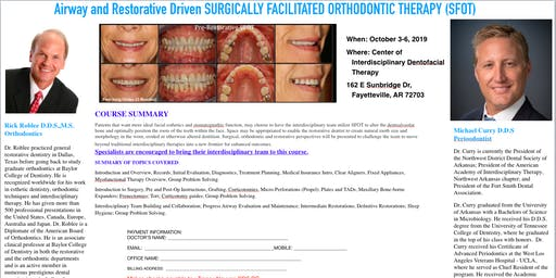Airway and Restorative Driven Surgically Facilitated Orthodontic Treatment