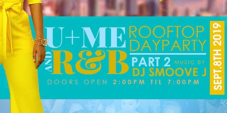 SYNFUL SUNDAYZ VII Rooftop Day Party tickets