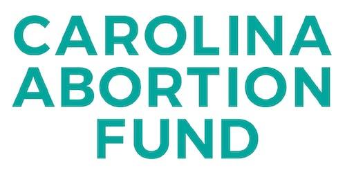 Mini Zine Fest & Bake Sale Fundraiser for Carolina Abortion Fund