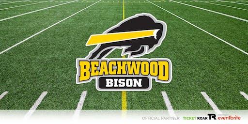 Beachwood vs Berkshire Varsity Football