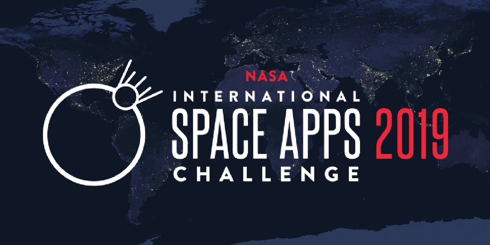 International space apps challenge 2019.