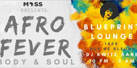 Afro Fever: Body and Soul tickets