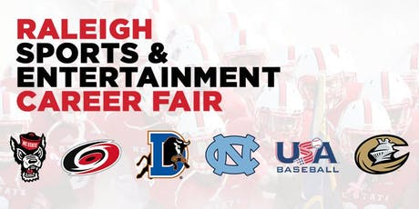 Raleigh Sports & Entertainment Career Fair (Hosted by NC State Athletics) tickets