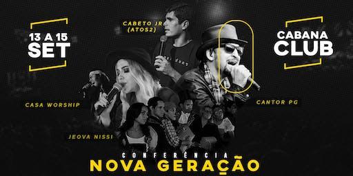 Conferência - Nova geração 2019