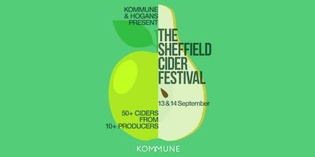 Kommune + Hogan's Present: Sheffield Cider Festival tickets