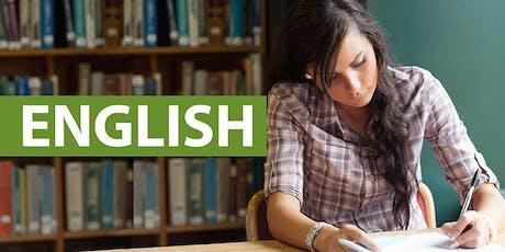 OCR A Level English Literature Teacher Network - Cambridge tickets