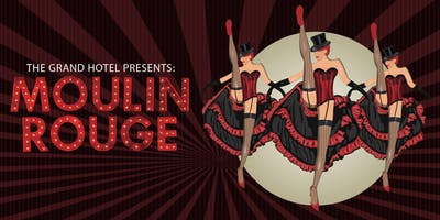 *NEW DATE* Moulin Rouge Christmas Show