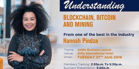Understanding Blockchain & Digital Assets. tickets