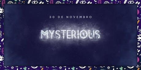Mysterious 2019.2 ingressos