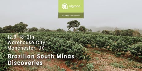 Launch of new Warehouse City, Brazil micro lots cupping tickets