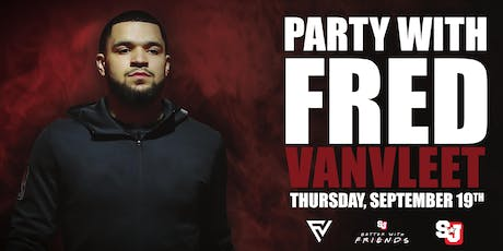 Party with Fred VanVleet tickets