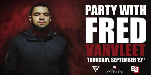 Party with Fred VanVleet