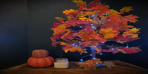 Fall Tree $30.00