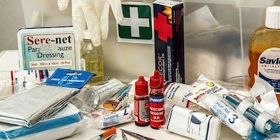 Level 3 Award in Emergency First Aid at Work - Tuesday 11th February 2020 (ONE DAY) - GADBROOK PARK BID