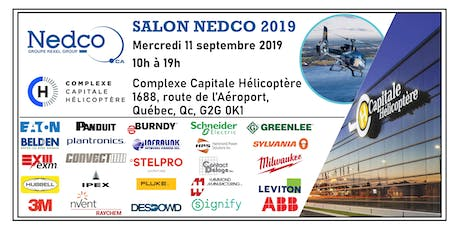 Salon Nedco 2019 billets