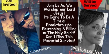 Worship Event (Special Guest Speaker) tickets