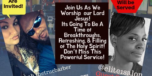 Worship Event (Special Guest Speaker)