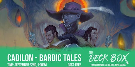 Cadilon: Bardic Tales tickets