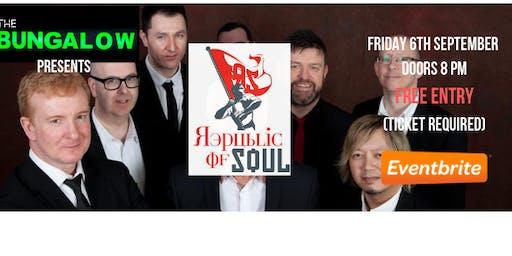 The Republic of Soul Live