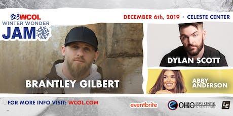 Brantley Gilbert - WCOL Winter Wonder Jam 2019 tickets