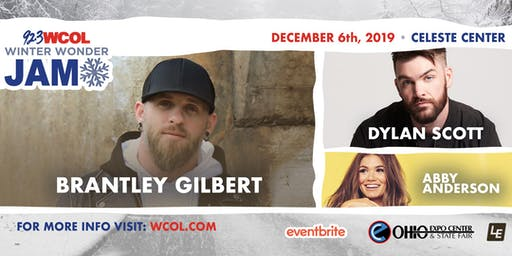 Brantley Gilbert - WCOL Winter Wonder Jam 2019