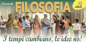 CORSO DI FILOSOFIA in LORENTEGGIO - I tempi...