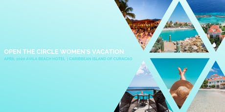 Open The Circle Women's Vacation | Networking Event, Reggae Night & Brunch tickets