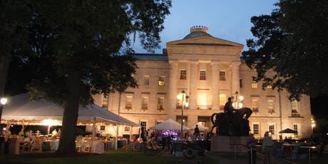 2019 Shuckin' & Shaggin' Oyster Roast at the NC State Capitol tickets