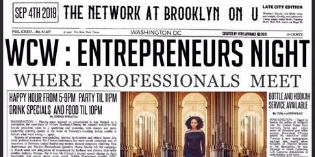 The Network at Brooklyn On U tickets
