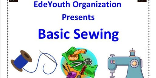 FREE BASIC SEWING EVERY THURSDAY UNTIL OCTOBER