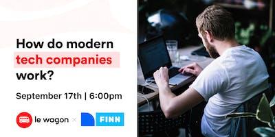How Do Modern Tech Companies Work?