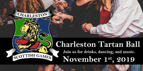 Charleston Tartan Ball tickets