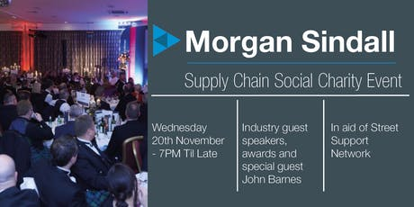 Morgan Sindall Construction North - Social Charity Evening tickets