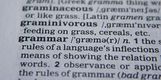 Perfecting your Grammar - English Grammar for Native Speakers