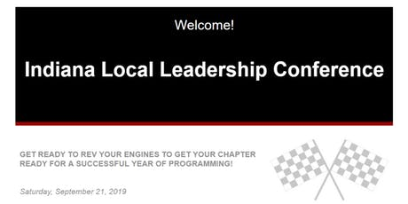 Indiana Local Conference of NSLS/Sigma Alpha Pi 2019 tickets