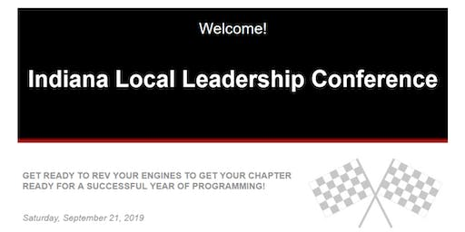 Indiana Local Conference of NSLS/Sigma Alpha Pi 2019