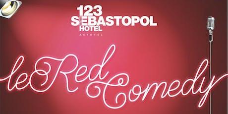 Le Red Comedy - Saison 2 billets