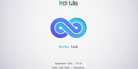DevOps Tech Talks tickets